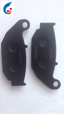 Motorcycle Spare Parts Motorcycle Brake Pads For KBW168EF