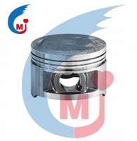 Motorcycle Parts Engine Piston of YBR125