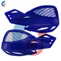 Motorcycle hand guard hand protector