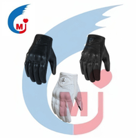 Motorcycle Leather Glove