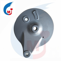 Motorcycle Rear Hub Cover Of BAJAJ BOXER CT100