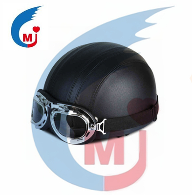 Motorcycle Helmet With Goggle