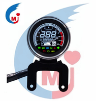 Motorcycle Multi-Function Meter Speedmeter/Tachometer/Fuel Gauge/Water Temperature Gauge
