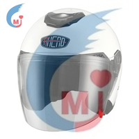 New Design Motorcycle Accessories Motorcycle Full Face Helmet