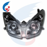 Motorcycle Parts & Accessories Motorcycle Head Lamp For DS150