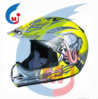 Motorcycle Helmet of DOT Helmet Racing Helmet