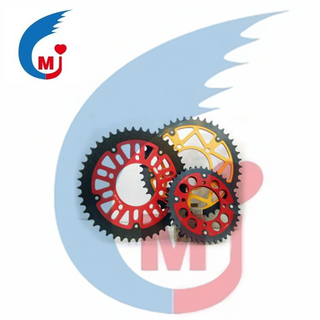 Motorcycle Parts Motorcycle CNC Sprocket