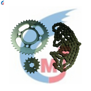 Motorcycle Chain Sprocket Kit for Italika FT150
