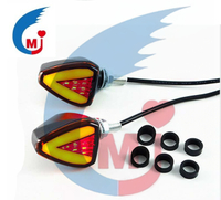 Motorcycle LED Turn Signal 12V Direction Light Turning Indicator Turn Light