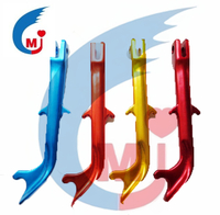 Motorcycle Parts Motorcycle CNC Colorful Side Stand
